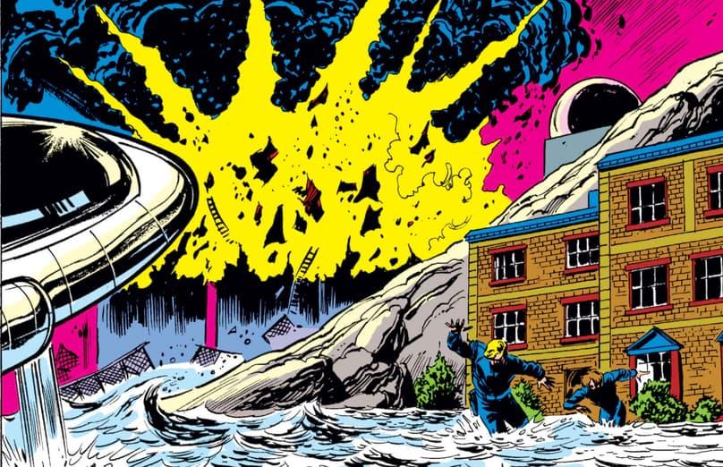 Avengers #311