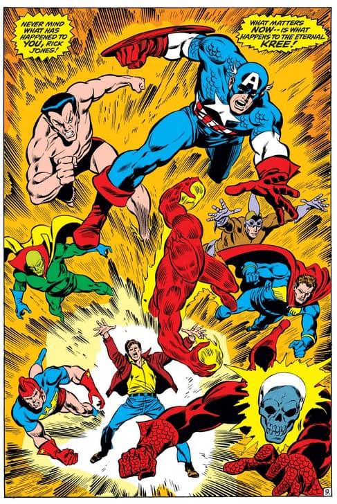 Avengers #97