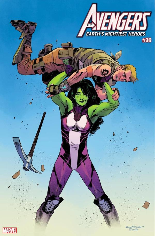 Avengers (2018) #36_Pichelli Variant