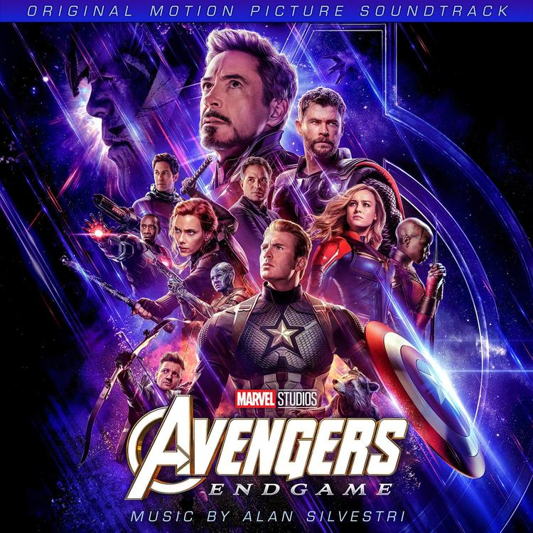 Avengers Endgame soundtrack