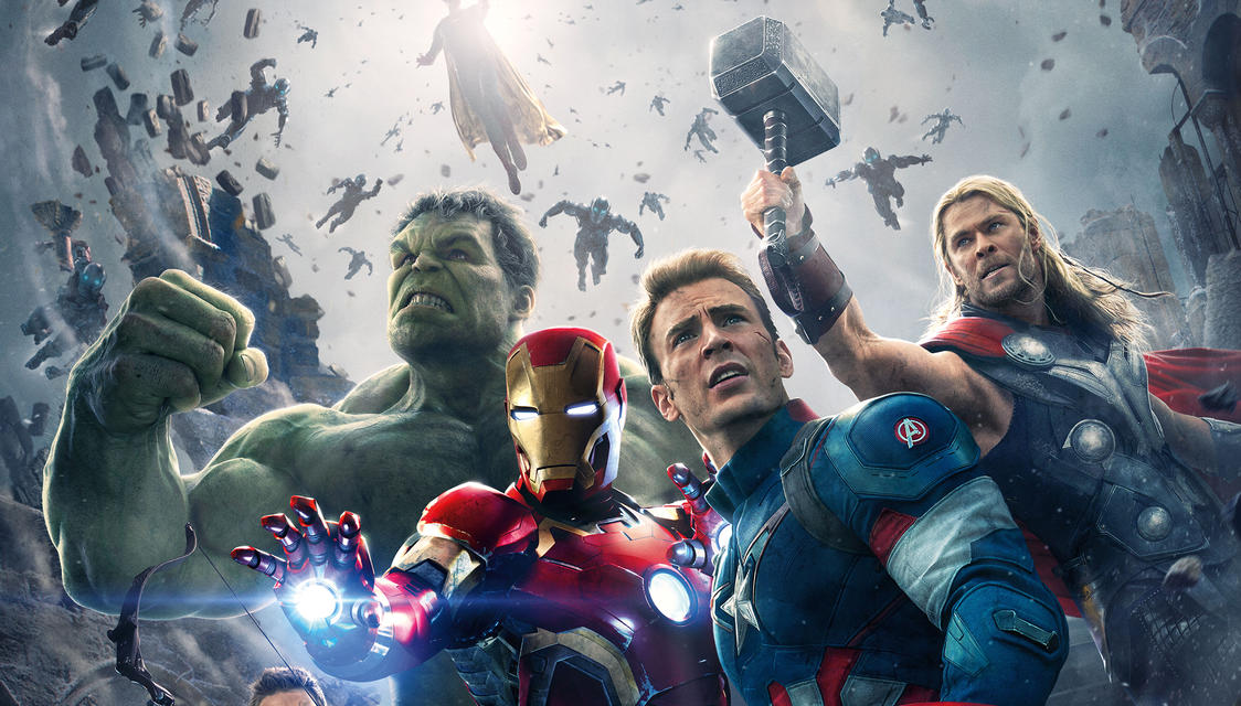 Avengers Age Of Ultron 2015 Cast Characters