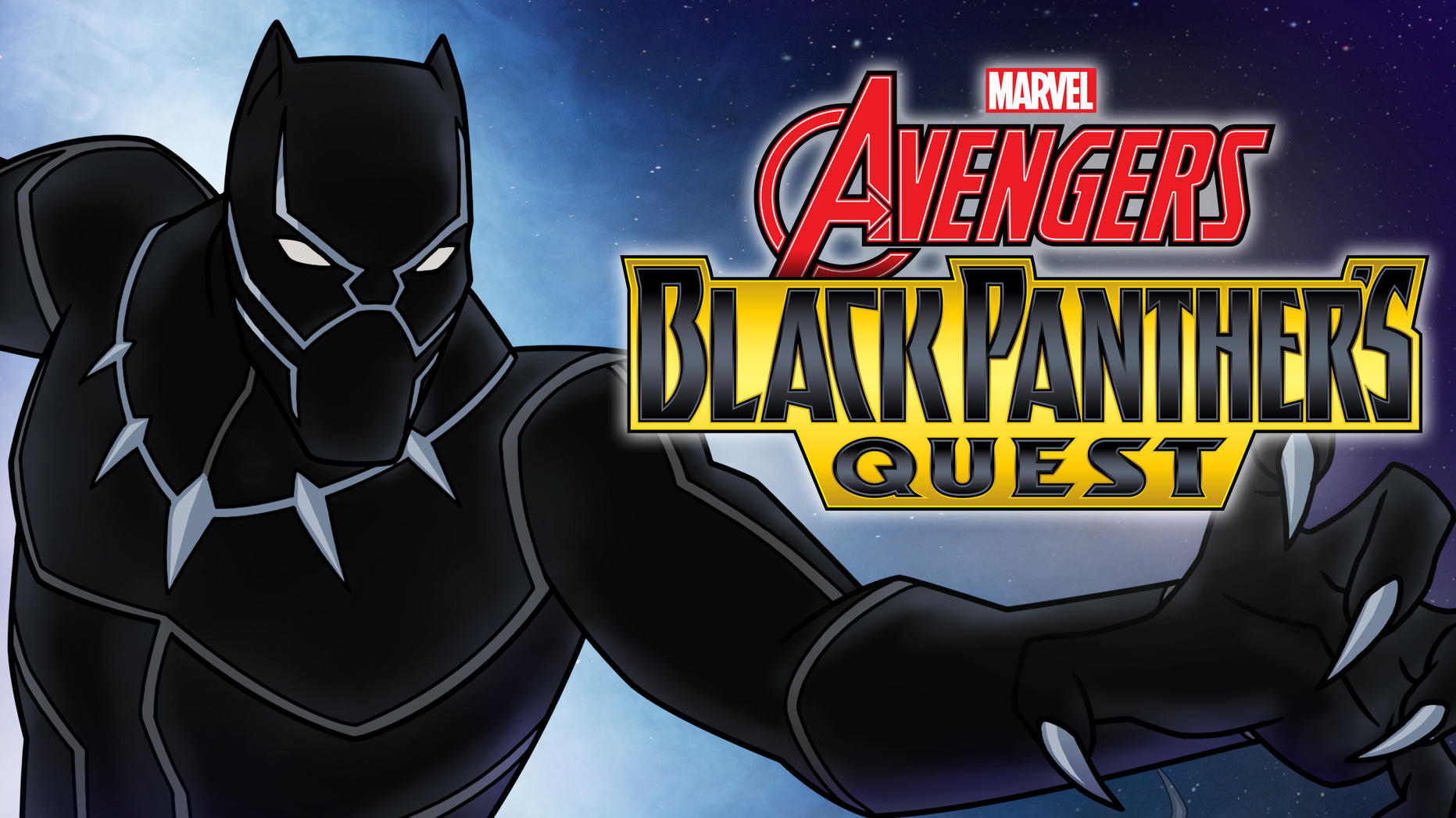 Poster and Clip Revealed for 'Marvel's Avengers: Black Panther's Quest'