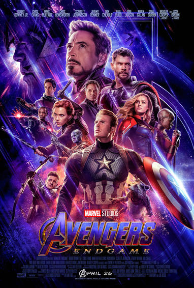 Avengers: Endgame Movie Poster Avengers 4