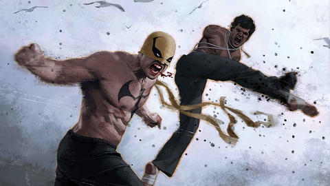 Image for Iron Fist: Tooth and Claw