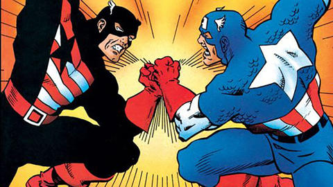 Image for Generations: Captain America – Every Cap Ever