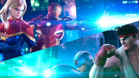 Image for Marvel Vs. Capcom: Infinite Hits in 2017
