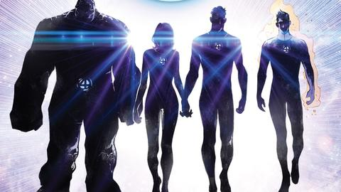 Image for It's All About Fantastic Four on This Week in Marvel