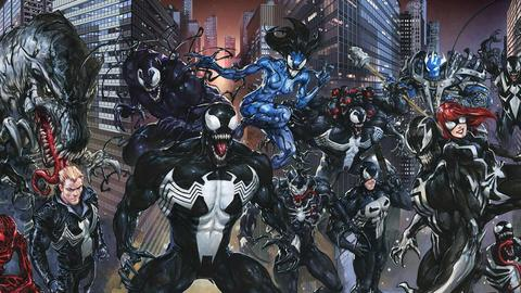 Image for Venomverse: The Music