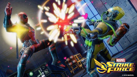 Image for This Week in Marvel Games: The Merc With A Mouth Deadpool and Warrior General Okoye Go Mobile
