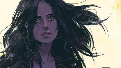 Image for 'Marvel's Jessica Jones' Gets Pulp Covers for Season 2