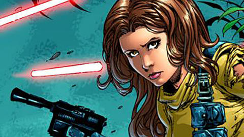 Image for Star Wars Spotlight: Princess Warrior