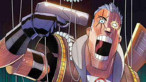 Image for Cable: The Newer Mutants
