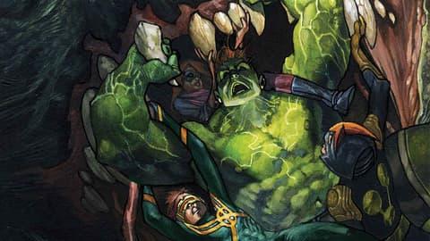 Image for Marvel Vs. Monsters
