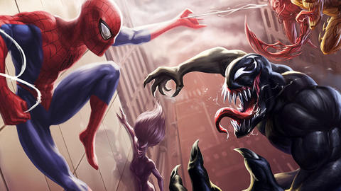 Image for Spider-Man Unlimited: Superior Swinging