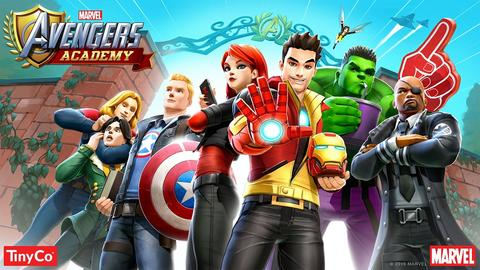 Image for Proxima Midnight Descends on 'Marvel Avengers Academy'