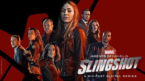 Image for 'Marvel's Agents of S.H.I.E.L.D.: Slingshot' Nominated for Two Writers Guild of America Awards
