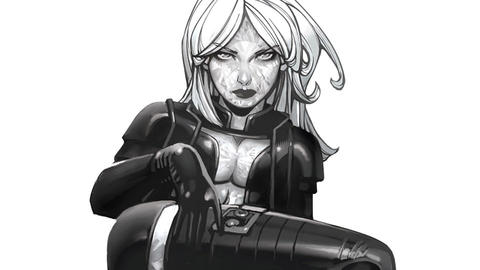 Image for Women's History Month: Emma Frost