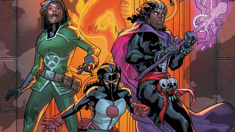 Image for Uncanny Avengers: Lost in the Dark