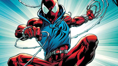 Image for Scarlet Spider: Anatomy of a Costume