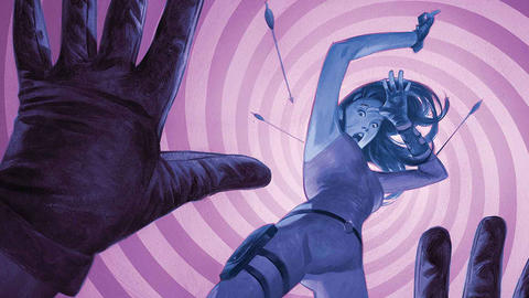 Image for Hawkeye: Mystery Guest