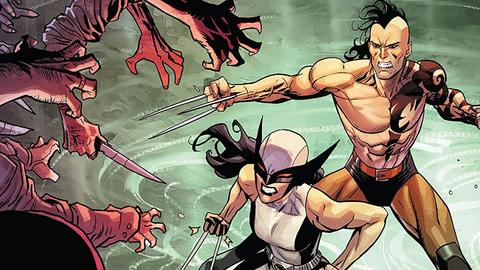 Image for All-New Wolverine: Orphans' End