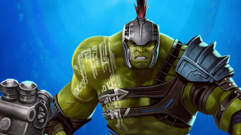 Image for Piecing Together Marvel Puzzle Quest: Hulk