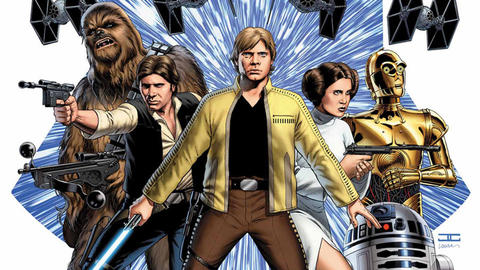 Image for Celebrating Star Wars #32