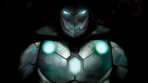 Image for Infamous Iron Man: Big Things