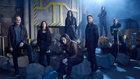 Image for 'Marvel's Agents of S.H.I.E.L.D.' Renewed for Season 6
