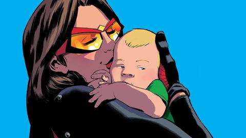 Image for Women's History Month: Super-Moms