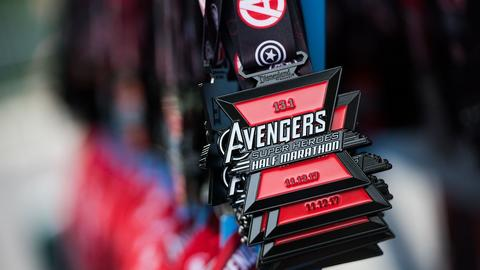 Image for Avengers Super Heroes Half Marathon Weekend