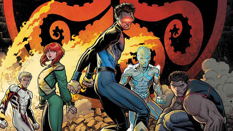 Image for X-Men Blue: Empire Emerging