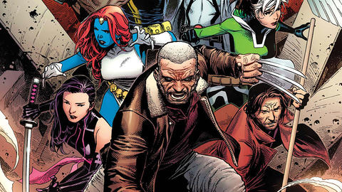 Image for Writer Charles Soule Headlines Astonishing X-Men