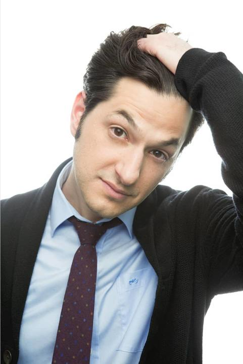 "Ben Schwartz (""Parks and Recreation,"" ""House of Lies"") as Lou"