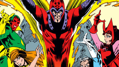 Image for Trace The Roots Of Magneto's Family Tree