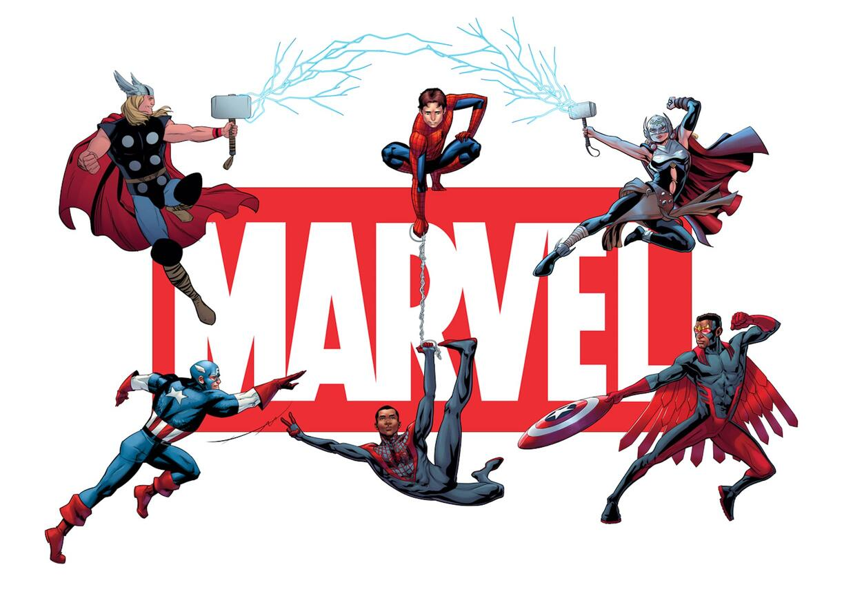 Marvel livestream