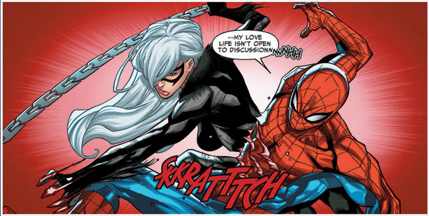 Black Cat and Spider-Man: Their Roller Coaster Relationship | News