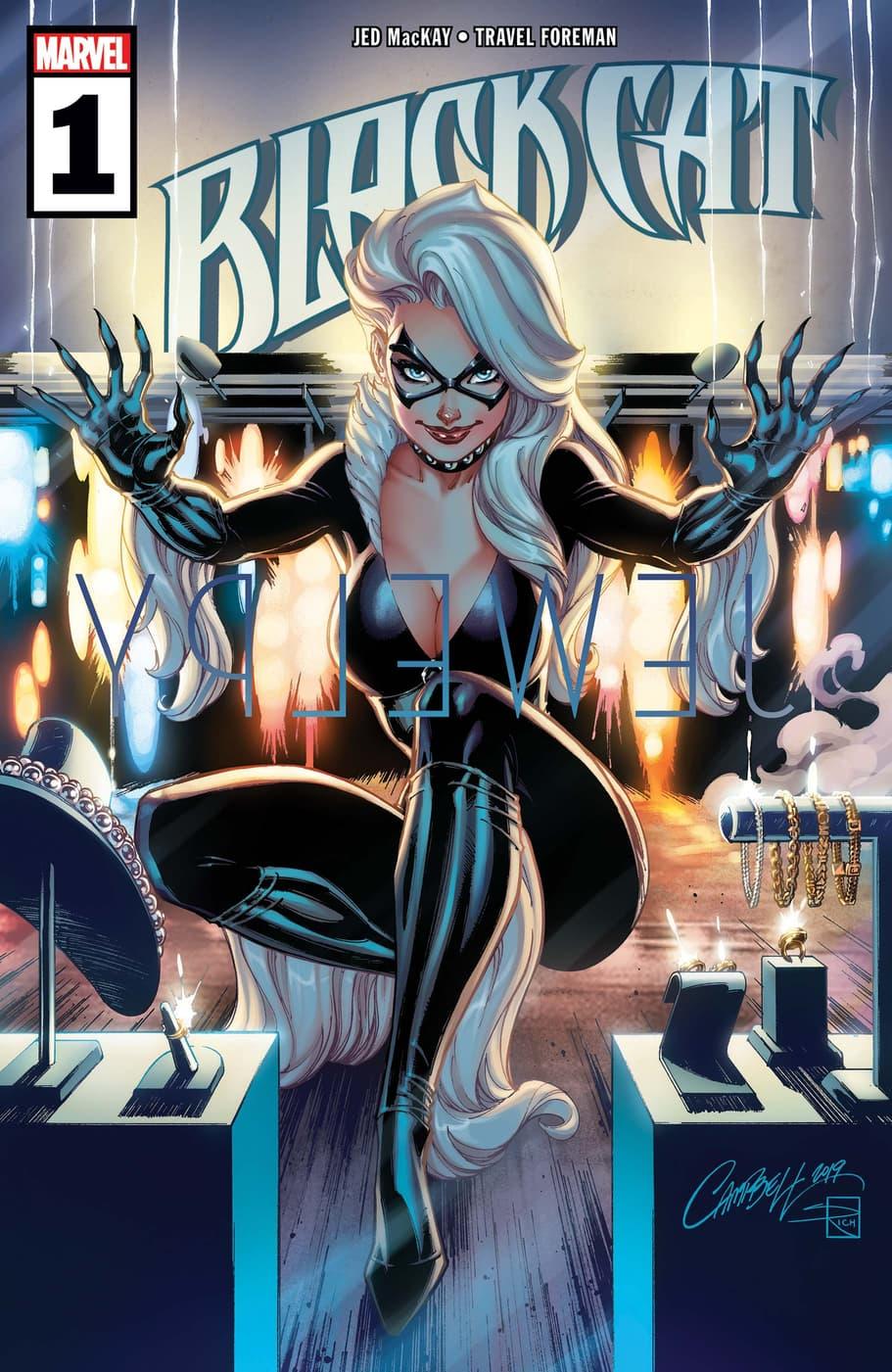 Black Cat (2019) #1