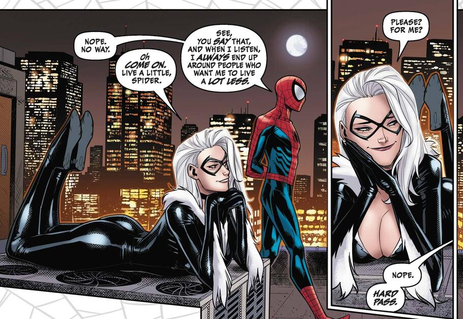 Black Cat/Spider-Man