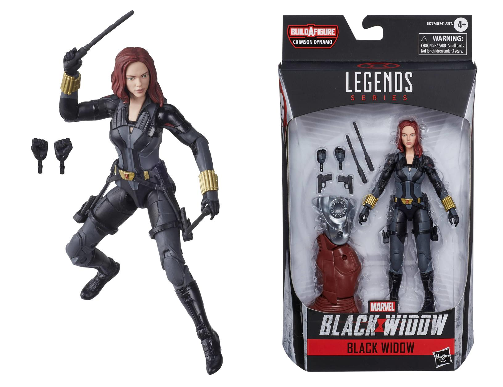 Hasbro Reveals Its Brand New Legends Series For Marvel
