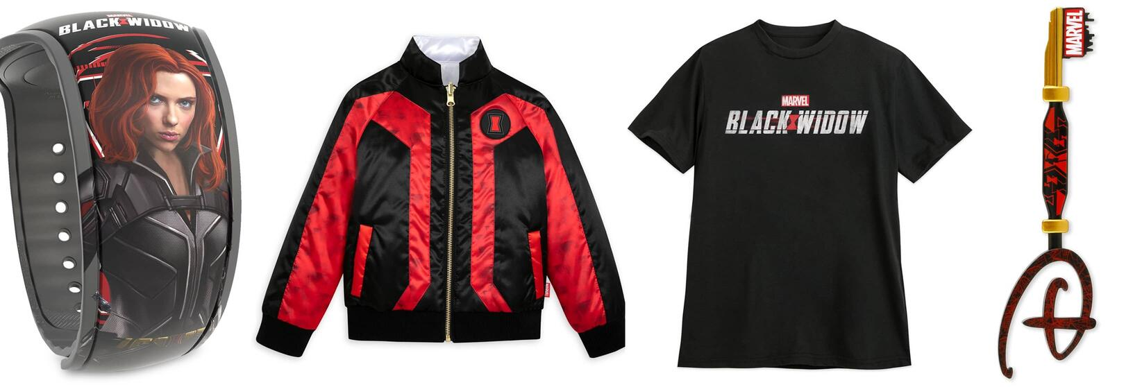 Black Widow gear