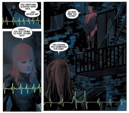 Black Widow/Daredevil