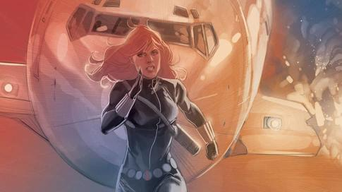 'Black Widow' Trailer Theory May Reveal Character That Died Before The Snap