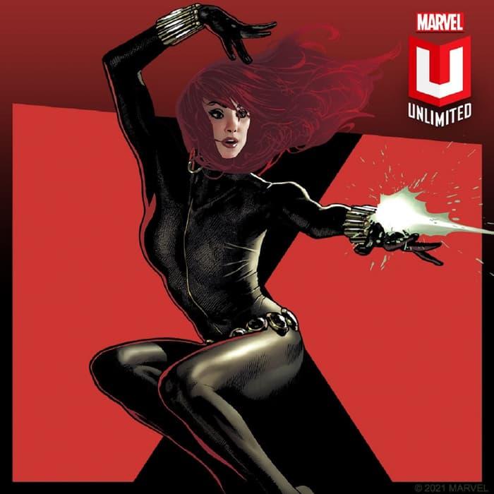 Read Black Widow comics on Marvel Unlimited!