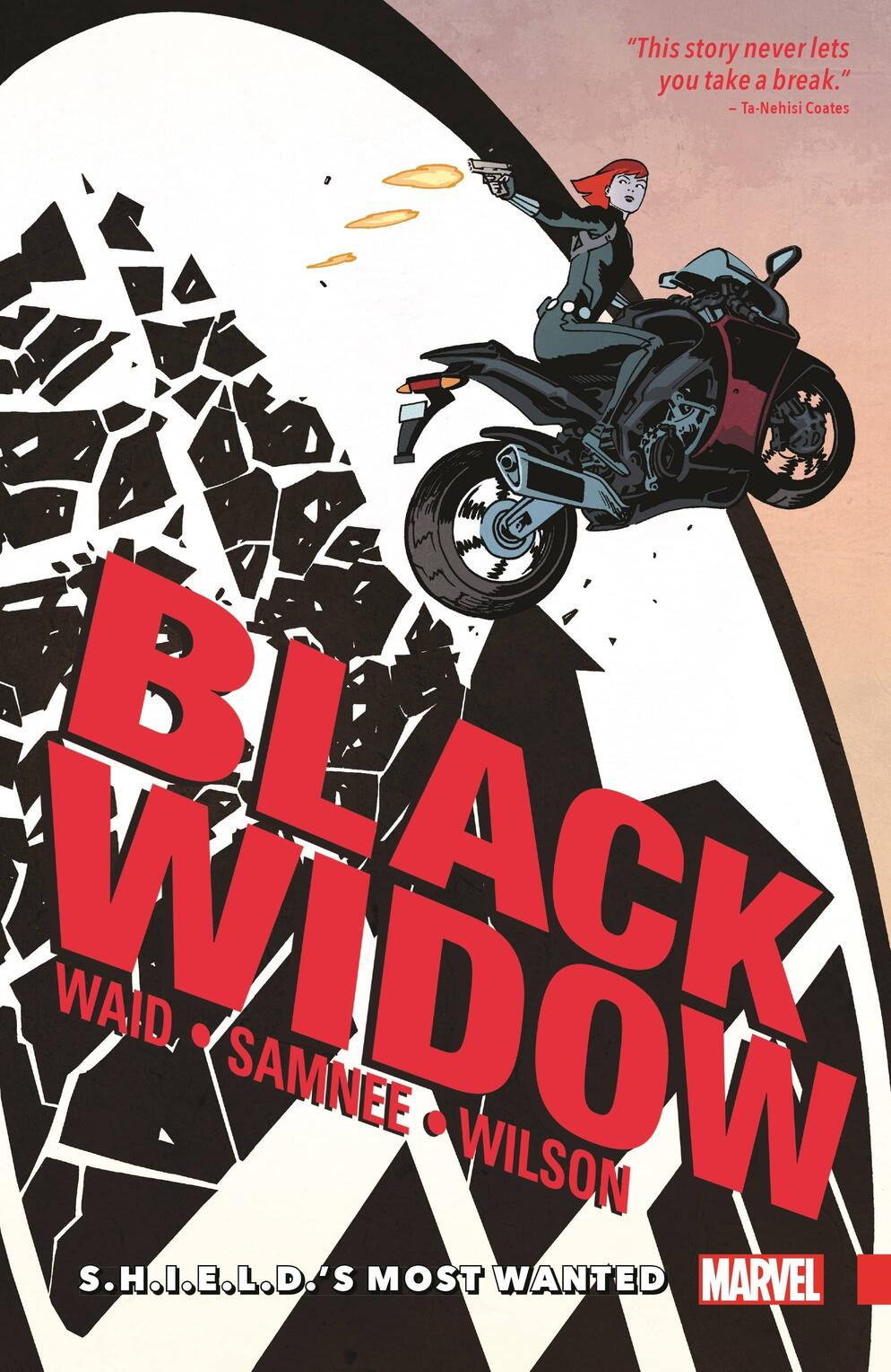 Cover to BLACK WIDOW VOL. 1: S.H.I.E.L.D.'S MOST WANTED.