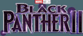 Marvel Studios Black Panther 2 Movie Logo