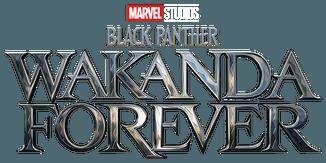 Marvel Studios Black Panther: Wakanda Forever Black Panther 2 Movie Logo