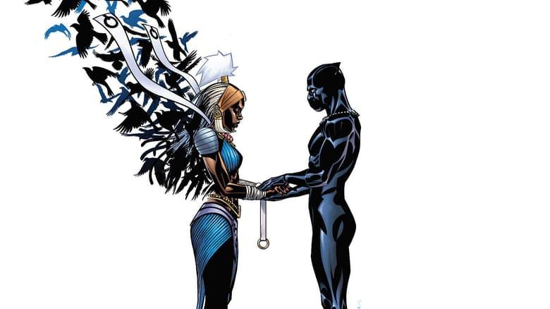 Black Panther Siblings