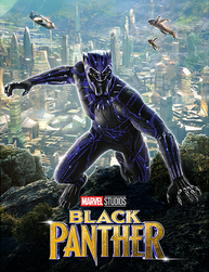 Black Panther Movie Digital Download