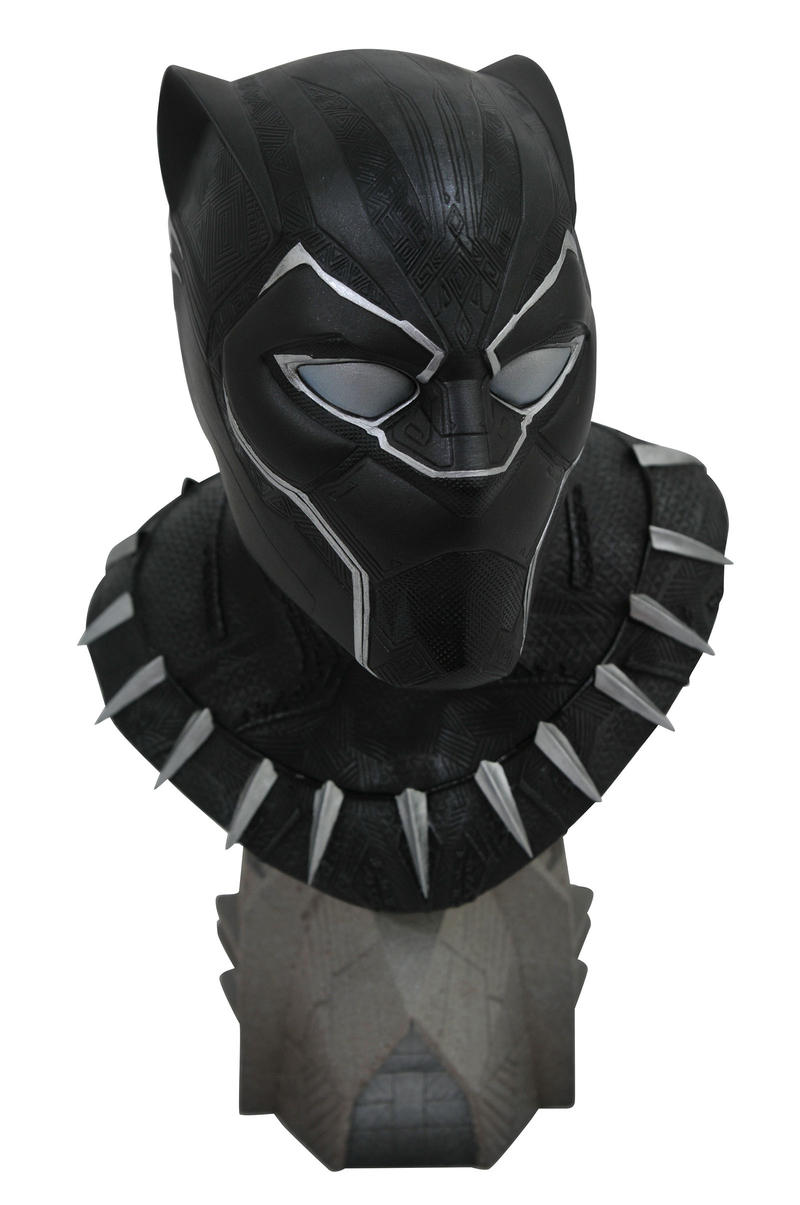 Legends in 3D Movie Black Panther 1/2 Scale Resin Bust